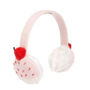 🧁Kate Spade -  cupcake earmuffs 🧁